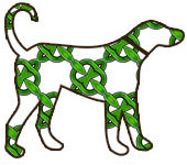 Celtic Dog Collars