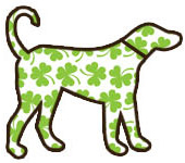 Saint Patricks Day Dog Collars